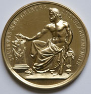Copy of 1923 Genootschaps Medal